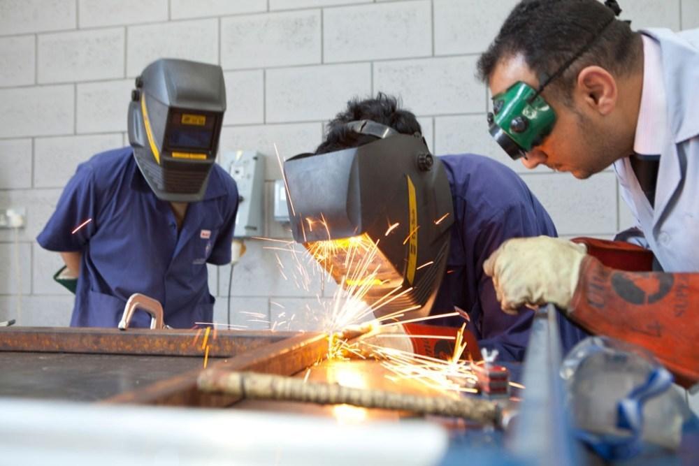المدارس الإعدادية المهنية في الأردن