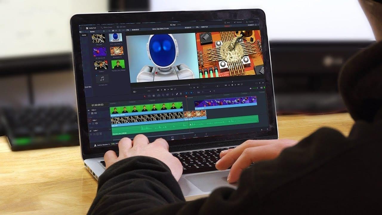 أفضل برامج صناعة الفيديو
