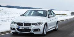 سيارة BMW 320 2017