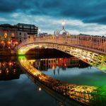 مدينة دبلن في إيرلندا
