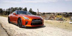 سيارة نيسان GT-R 2016
