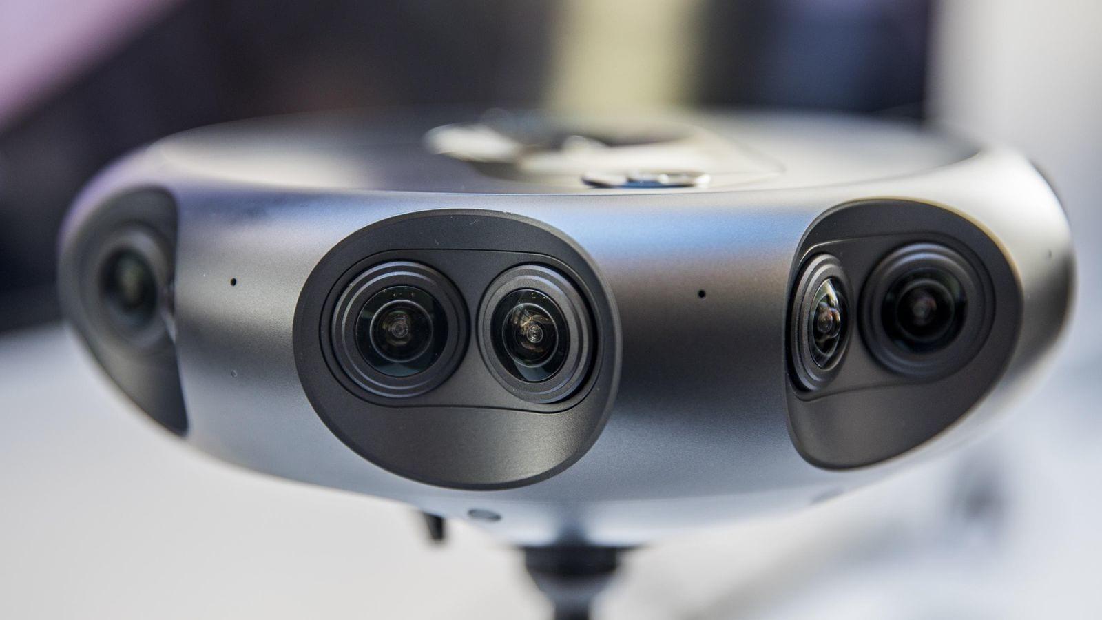 أحدث كاميرات 360