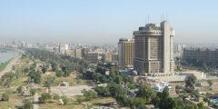 حي الكرادة في بغداد