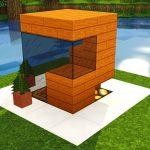 بناء بيت في ماين كرافت