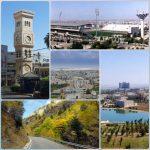 منطقة كلية بنات إربد في محافظة إربد