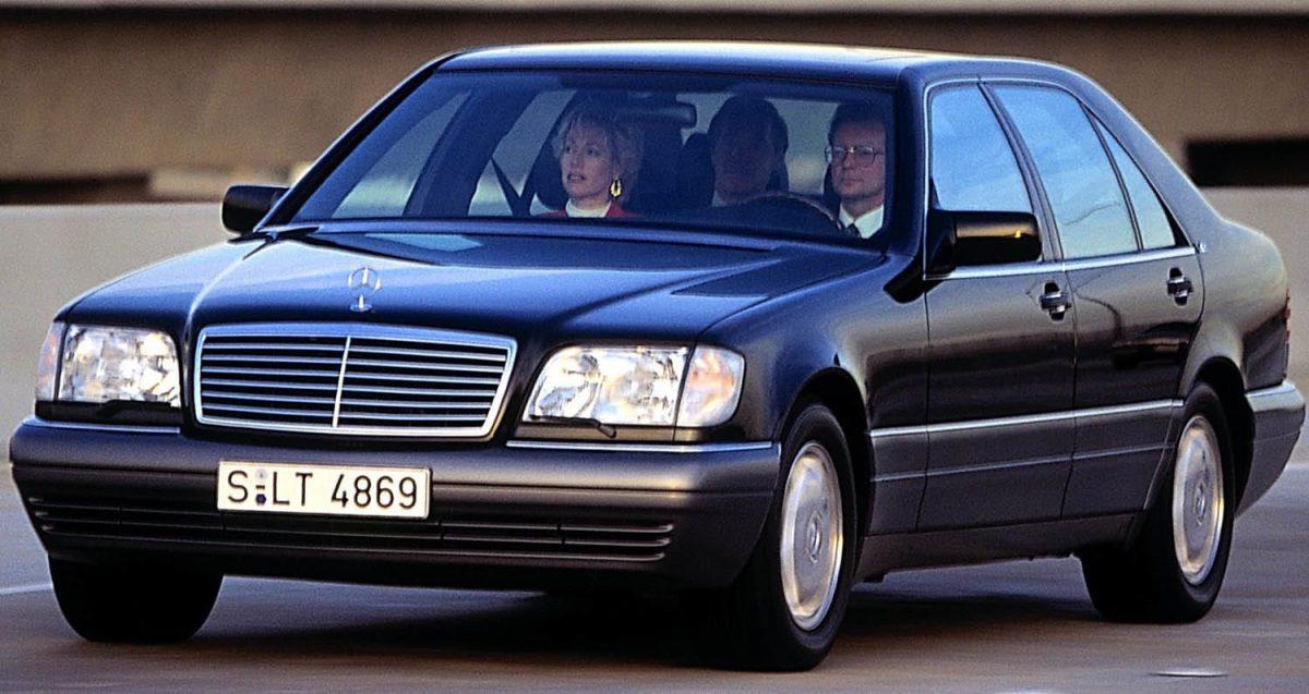 سيارة مرسيدس شبح اقرأ السوق المفتوح