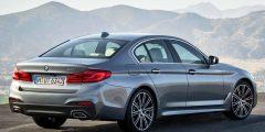 سيارة BMW الفئة الخامسة 2019