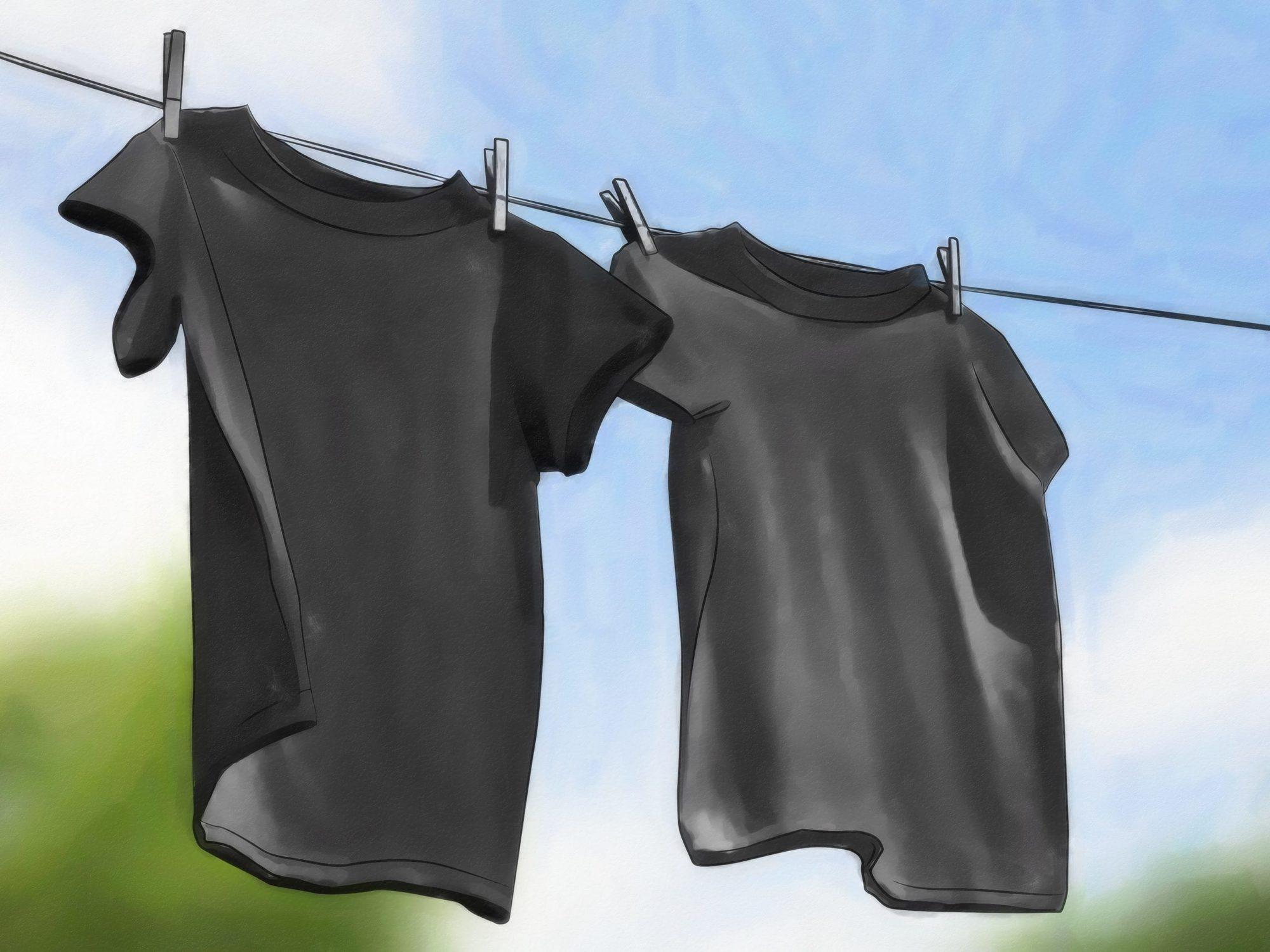 طريقة صباغ الملابس