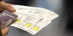 طرق حجز تذاكر طيران بشكل آمن