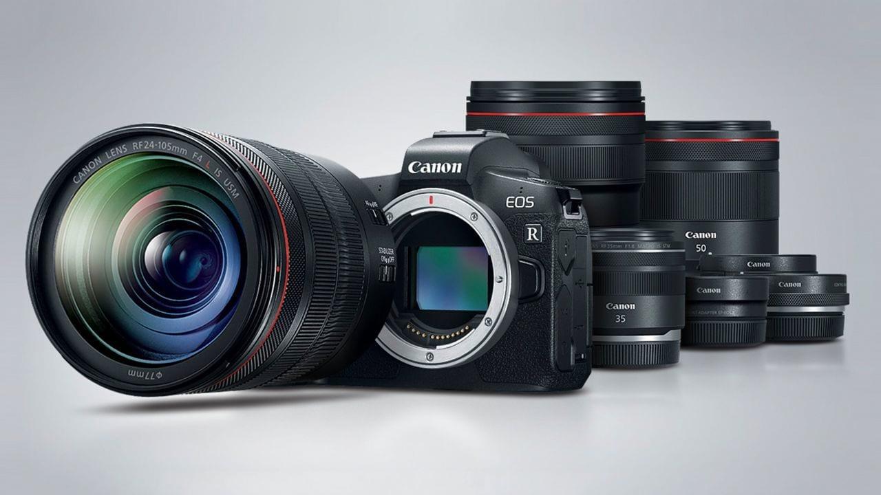 كاميرات حديثة 2019