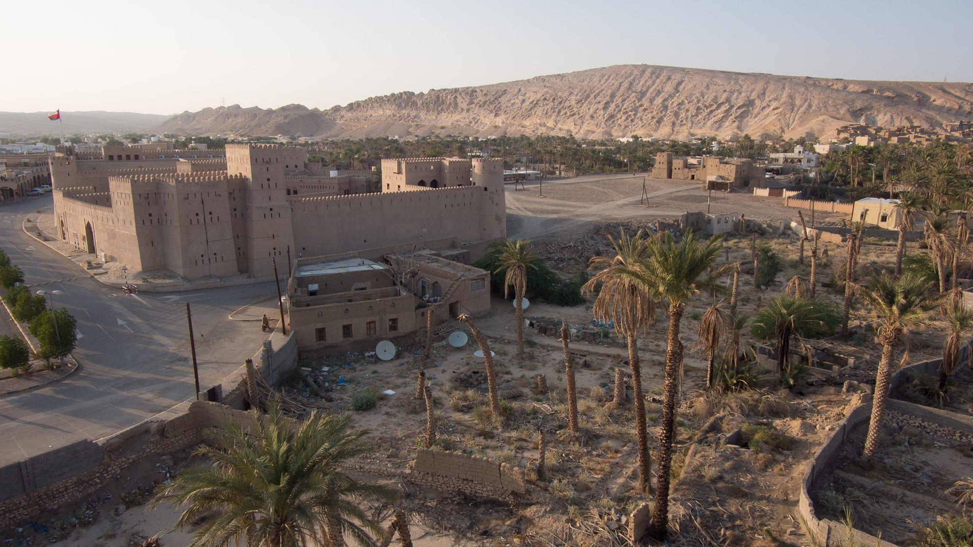 محافظة الظاهرة في سلطنة عمان
