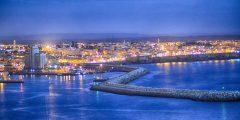 مدينة آسفي في المغرب
