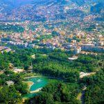 مدينة بورصة في تركيا