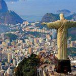 مدينة ريو دي جانيرو في البرازيل