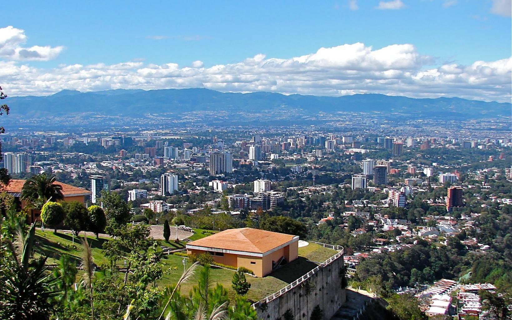 مدينة غواتيمالا