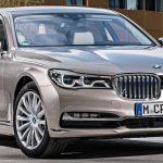 سيارة BMW الفئة السابعة 2019