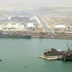 منطقة ميناء عبدالله في مدينة الأحمدي
