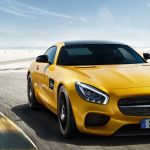 AMG GT 2016 سيارة مرسيدس