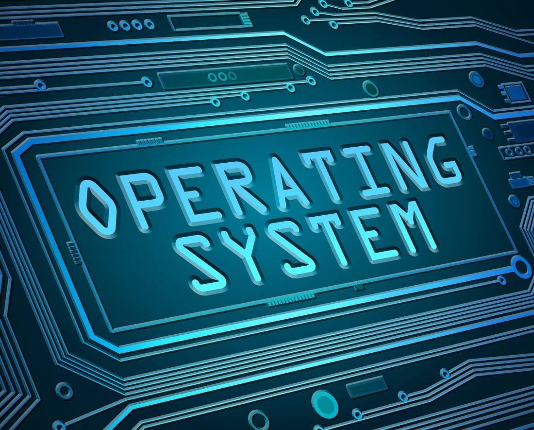 مكونات نظام التشغيل dos