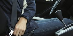 تعريف حزام الأمان