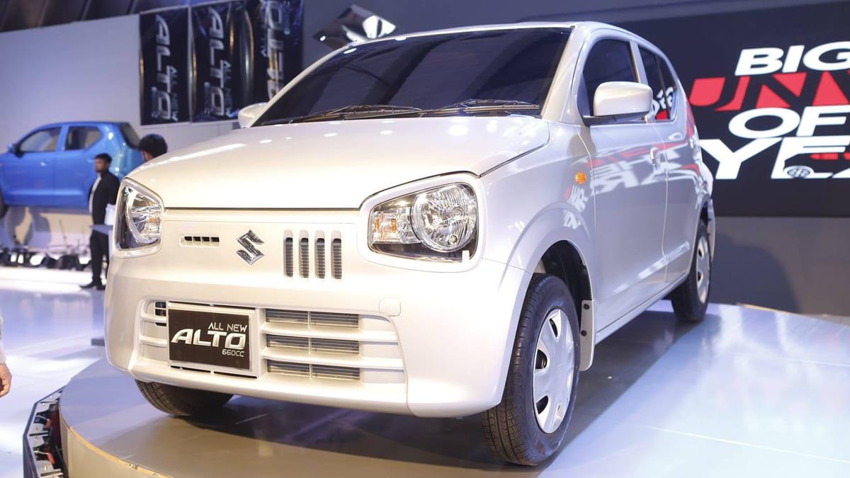 سيارة سوزوكي التو 2019