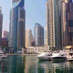 أبراج مرسى دبي في دبي مارينا