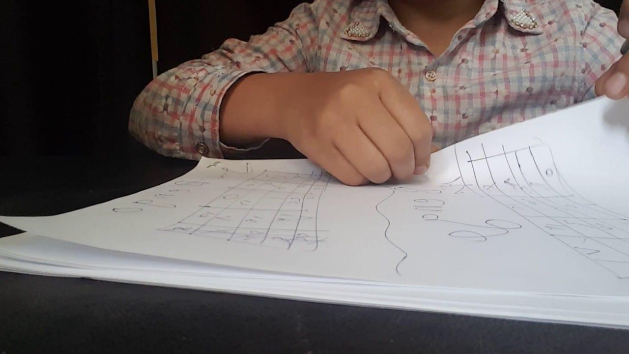 ألعاب جماعية بالورقة والقلم