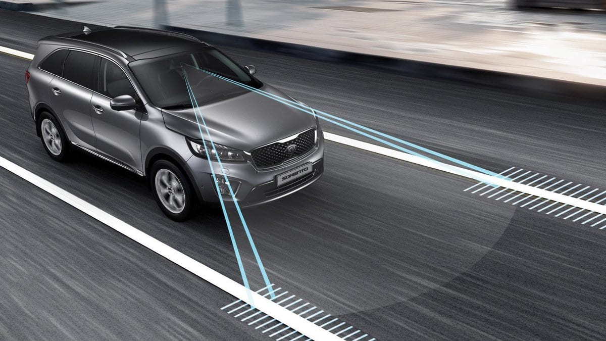 أهمية الرادار في السيارة