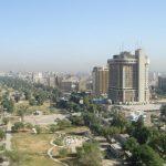 حي الخضراء في بغداد