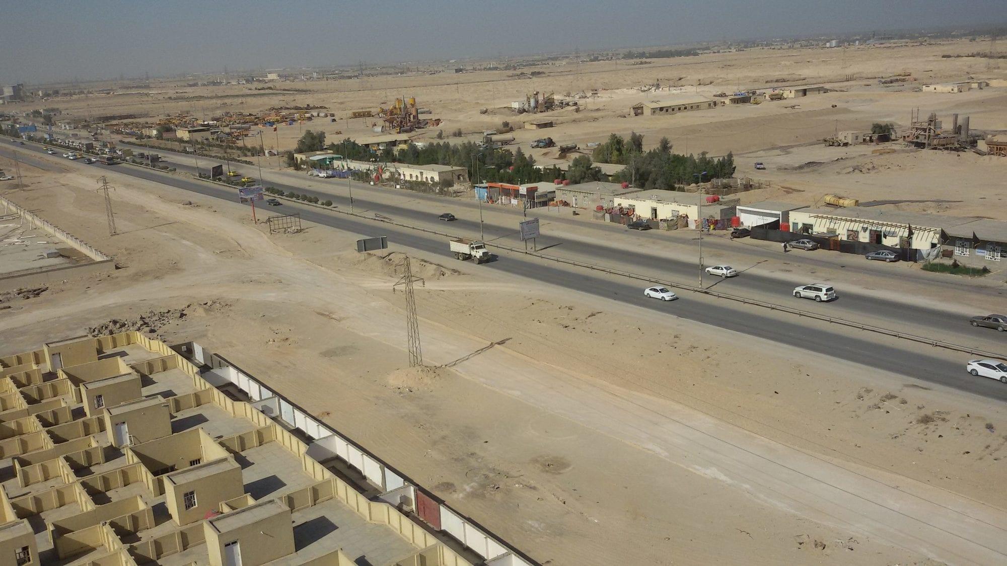 حي الفرات في بغداد