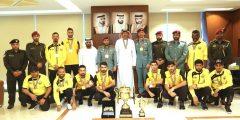 خدمات الدفاع المدني في الإمارات