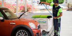 خدمات غسيل السيارات في الإمارات