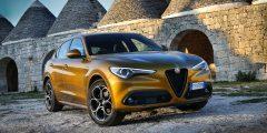 سيارة Alfa romeo stelvio