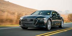 سيارة Audi a7 2019