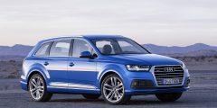 سيارة Audi q7