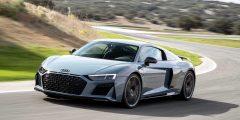 سيارة Audi r8