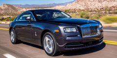 سيارة Rolls Royce wraith
