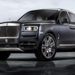 سيارة Rolls royce cullinan