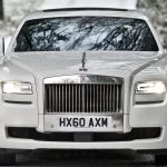 سيارة Rolls royce ghost