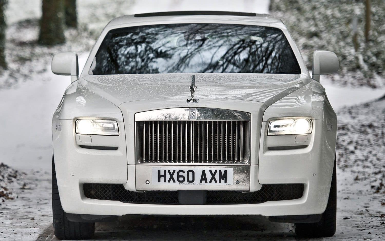 سيارة Rolls royce ghost