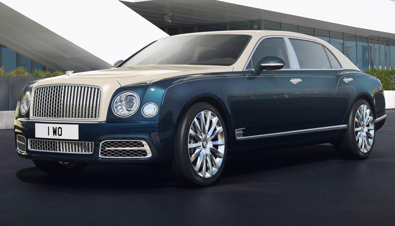 سيارة Bentley 2018 اقرأ السوق المفتوح