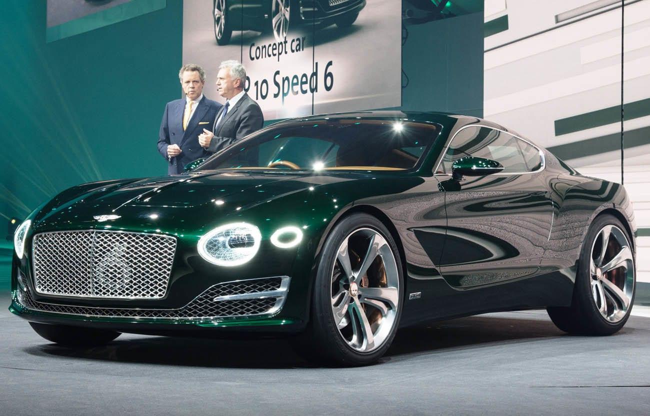 سيارة Bentley 2019 اقرأ السوق المفتوح