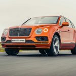 سيارة bentley bentayga