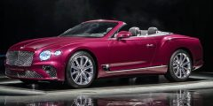 سيارة bentley continental