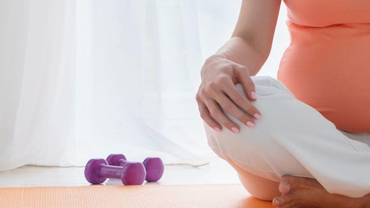 فوائد رياضة الحامل