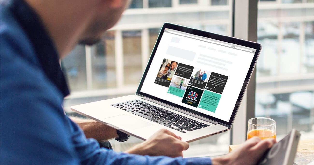 كيف تنشئ موقعًا إلكترونيًا