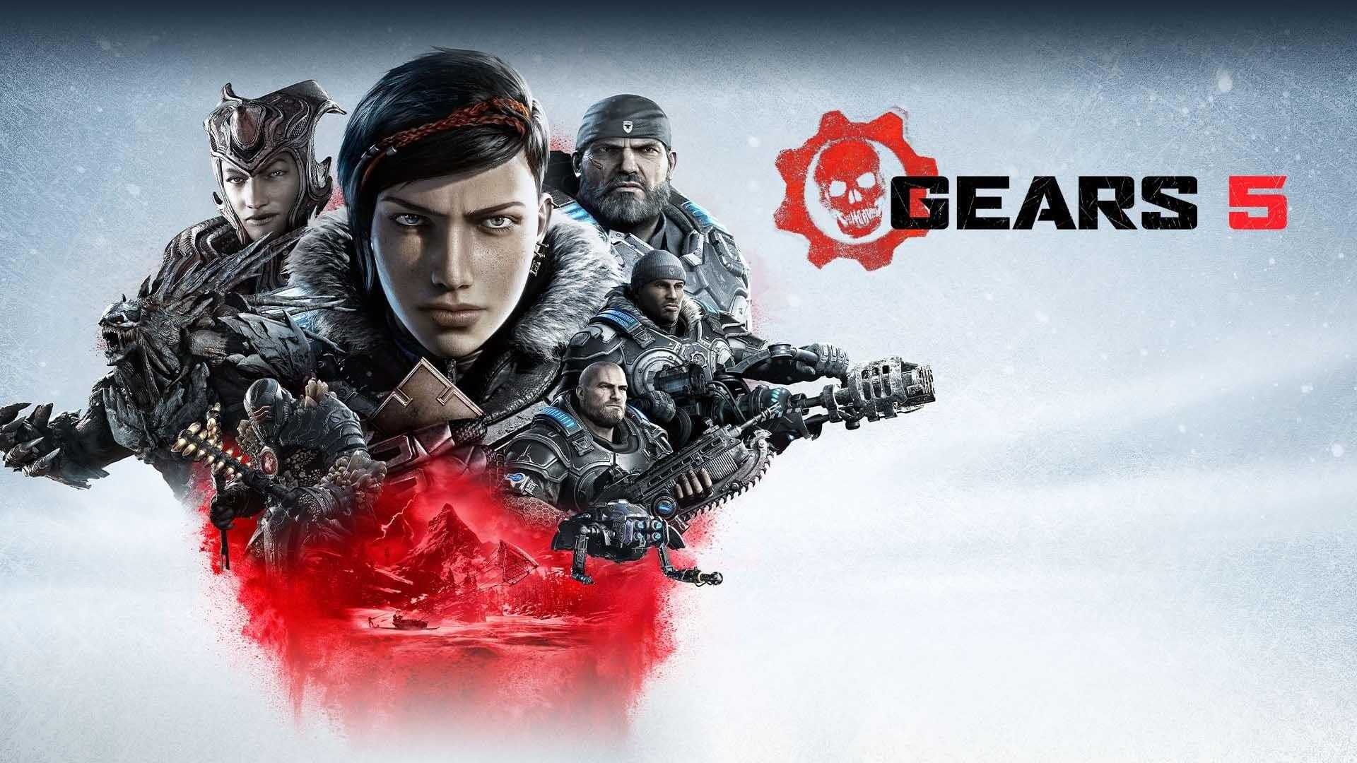لعبة Gears 5