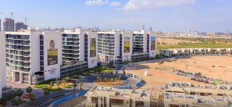 مجمع توبانجا في دبي لاند