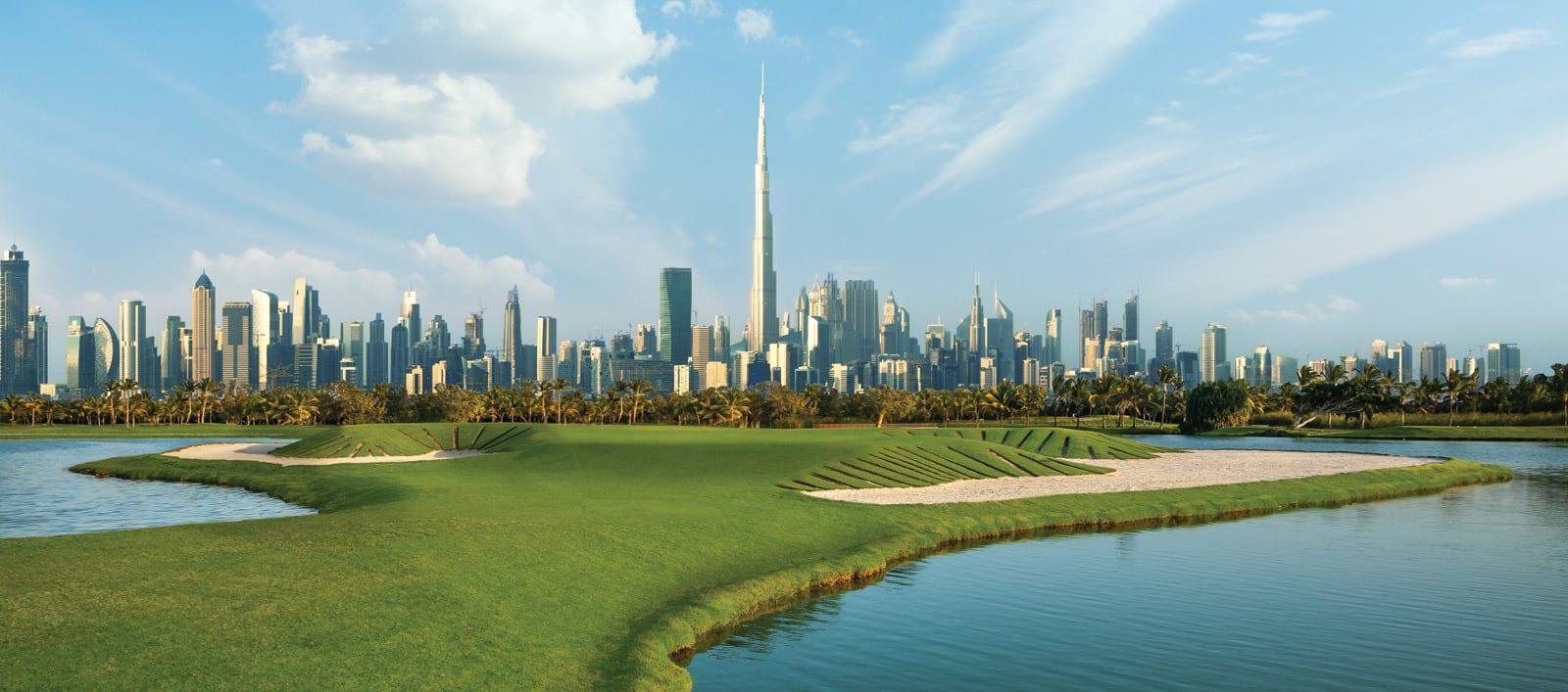 مجمع دبي هيلز في منطقة دبي هيلز استيت