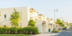 مجمع ذا بالماروزا في منطقة دبي لاند